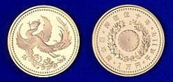 天皇陛下御在位10年記念 1万円金貨幣