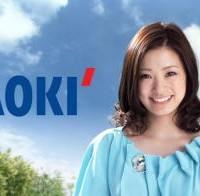 AOKI株主優待券
