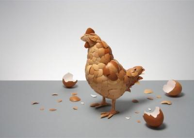 卵か先か鶏が先か